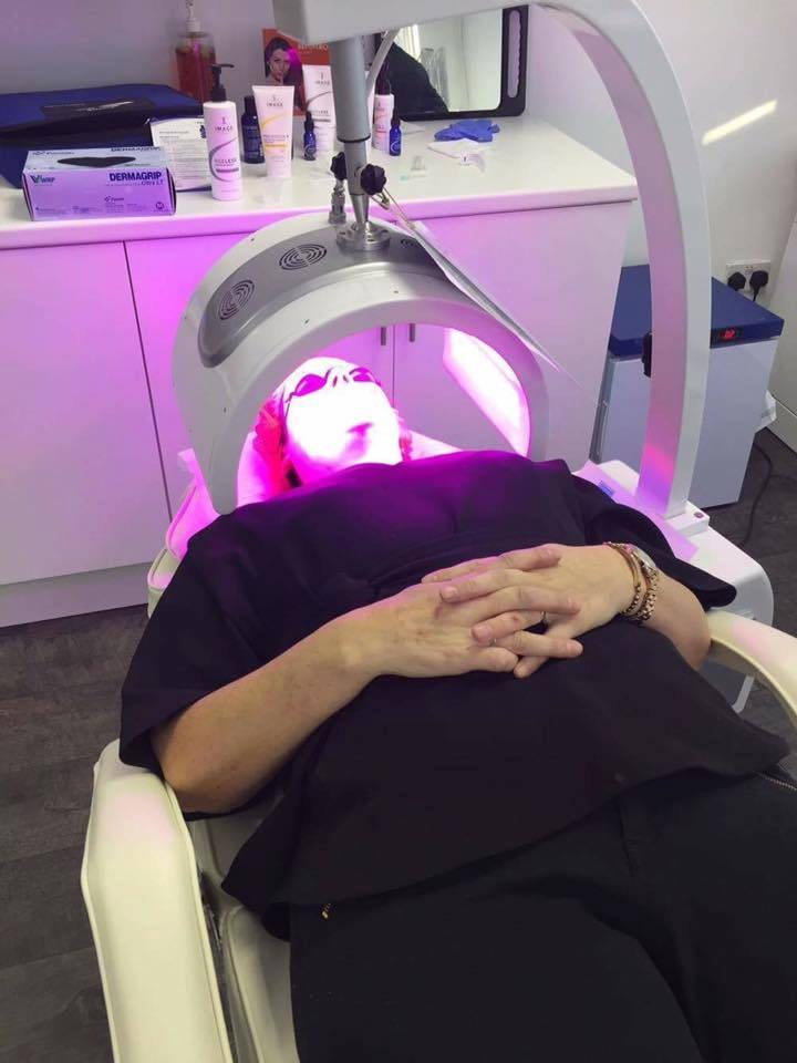 BHA LED Light Therapy Stirling