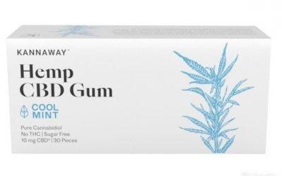 Hemp CBD Gum